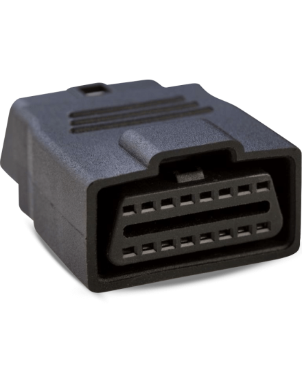 Extension adapter for OBD2 port