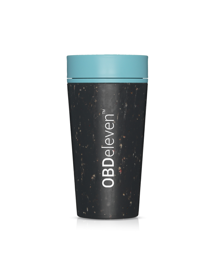 Reusable Coffee Cup Made From Recycled Cups