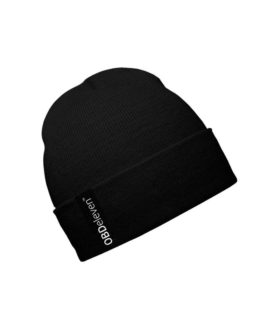 Bacteriostatic Beanie OBDeleven Edition