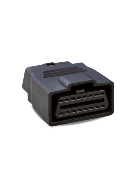 Adapter for VAG group cars with complicated access to OBD2 diagnostic port